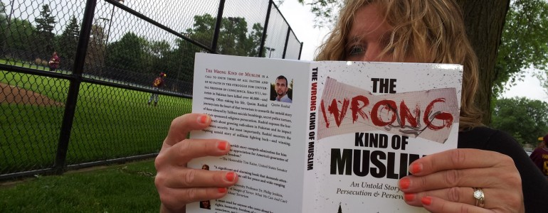 Book Review- The Wrong Kind of Muslim by: Qasim Rashid
