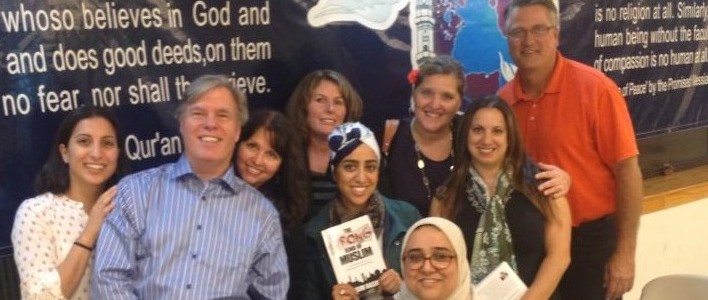 The Wrong Kind of Muslim book signing- Chicago