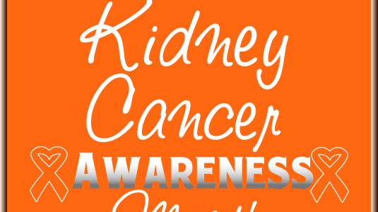 March Is Kidney Cancer Awareness Month Please Remember Something Yasmina Reality