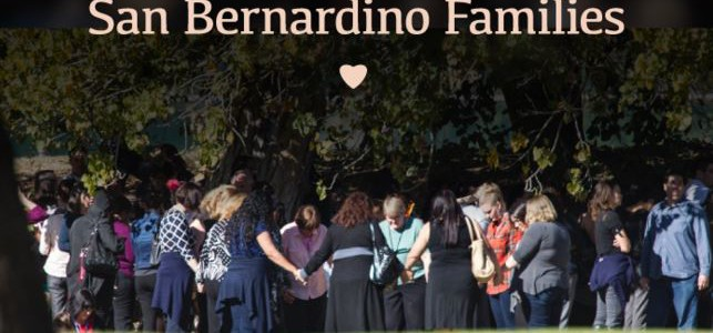 Muslim Groups Raise $165,000 in Five Days for Families of San Bernardino Victims